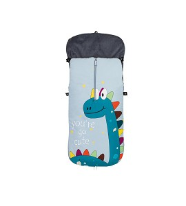 Pram Sleeping Bag. DinoL