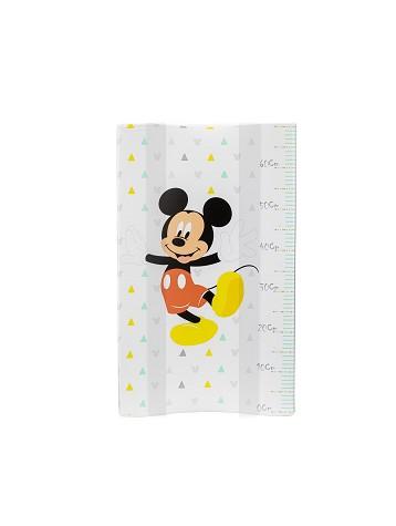 Cubrebañeras con Esponja Plastificado Mickey 70 Cms