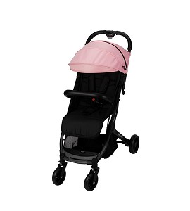 Minimum Space Pink Stroller