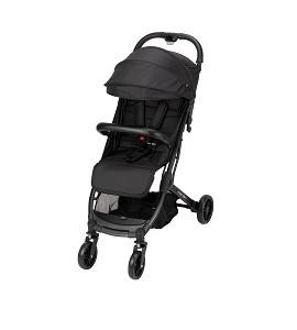 Minimum Space Black Stroller