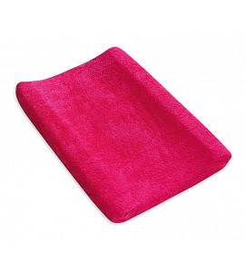 Changing Pad Cover Fuchsia Curl