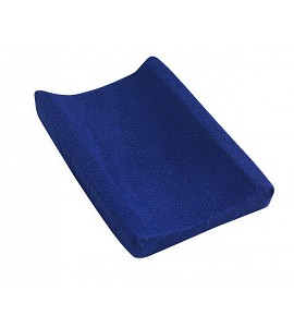 Changing Pad Cover Turquoise Curl