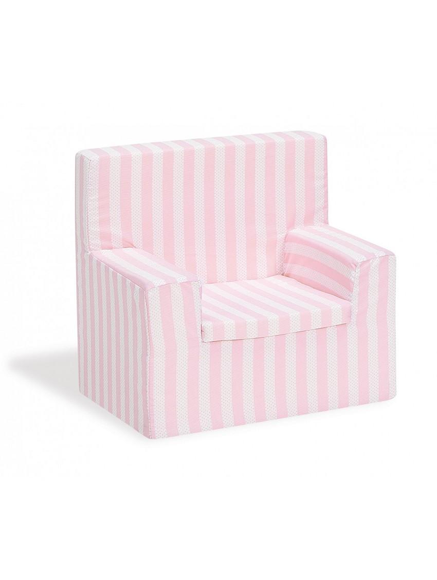 Sill n beb love rosa sillones decorativos baratos mindoo for Sillones decorativos baratos