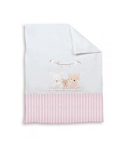 Duvet Cover + Cushion Cover - Mod.Love Pink