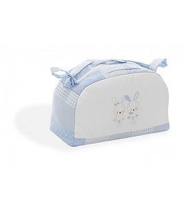 Bolso Maternal Password Azul