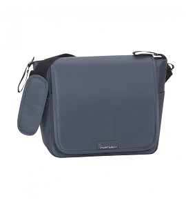 Nappy Bag - 32X14X31 - With Changing Mat Plastified - Gray