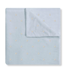 Baby Blanket Bodoques Blue