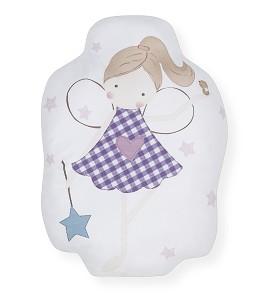 Cojin Bebé Decorativo Princesa