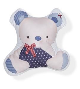 Decorative Pillow Mod. Friends Baby Blue