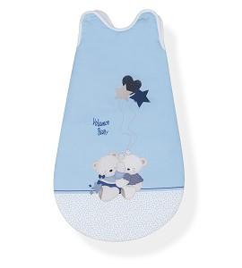 Sleeping Bag 70 Cm Mod. Volamos Baby Blue