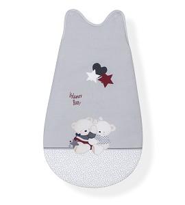 Sleeping Bag 70 Cm Mod. Volamos Baby Gray