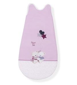 Sleeping Bag 90 Cm Mod.Volamos Baby Pink