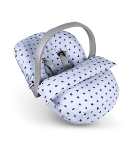 Baby Saco Estrella Azul