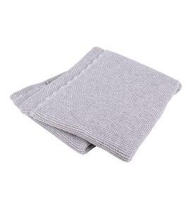 Basic Blanket Beige Cotton
