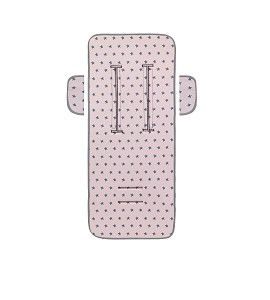 Cover For Pram Mod Agua Marina Pink