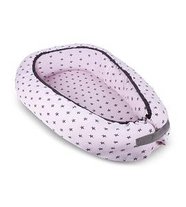 Don Algodón Nest Pillow Pink Star