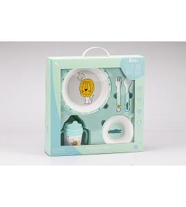 Baby Tableware 5 Pieces Savana