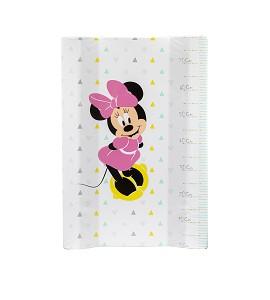 Cubrebañeras con Esponja Plastificado Minnie 80 cm