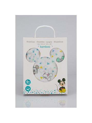 Muselina Disney Mickey Caritas