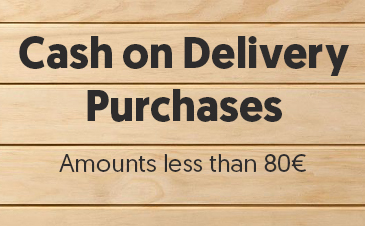 Cash on Delivery purchases
